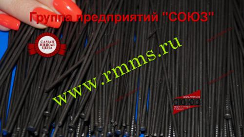 гвозди формовочные круглые 1,6х100